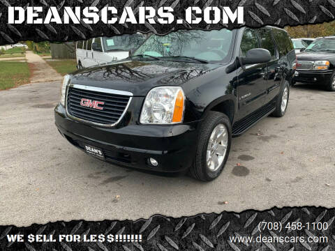2007 GMC Yukon XL for sale at DEANSCARS.COM in Bridgeview IL