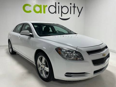 2011 Chevrolet Malibu for sale at Cardipity in Dallas TX