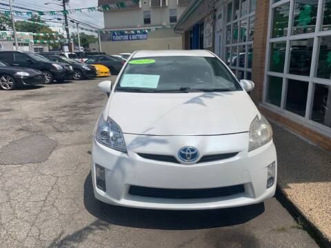 2010 Toyota Prius for sale at Park Avenue Auto Lot Inc in Linden NJ