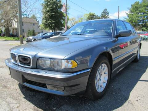 2001 BMW 7 Series for sale at PRESTIGE IMPORT AUTO SALES in Morrisville PA