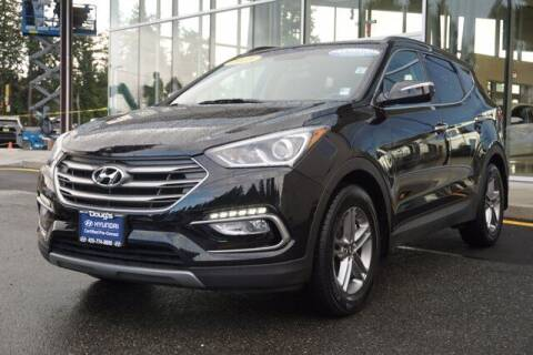 2018 Hyundai Santa Fe Sport for sale at Jeremy Sells Hyundai in Edmunds WA