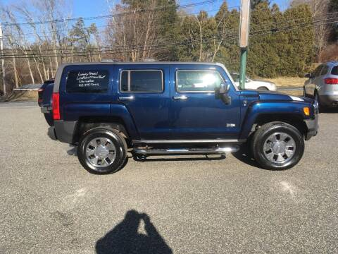 2007 HUMMER H3 for sale at Lou Rivers Used Cars in Palmer MA