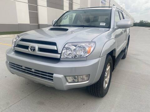2005 Toyota 4Runner for sale at Quality Auto Sales And Service Inc in Westchester IL
