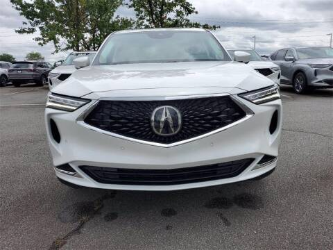 2022 Acura MDX for sale at CU Carfinders in Norcross GA