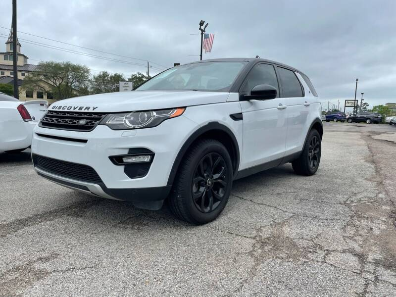 2015 Land Rover Discovery Sport for sale at H3 MOTORS in Dickinson TX