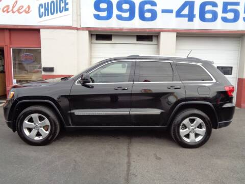 2011 Jeep Grand Cherokee for sale at Best Choice Auto Sales Inc in New Bedford MA
