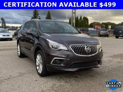 2017 Buick Envision for sale at Betten Baker Preowned Center in Twin Lake MI