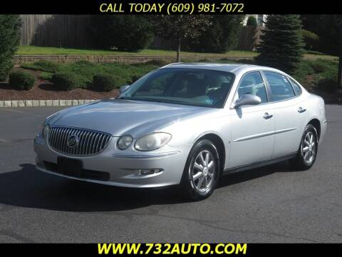 2009 Buick LaCrosse for sale at Absolute Auto Solutions in Hamilton NJ