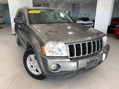 2007 Jeep Grand Cherokee for sale at Auto Mall of Springfield in Springfield IL