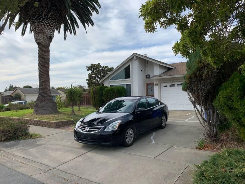 2010 Nissan Altima for sale at Blue Eagle Motors in Fremont CA