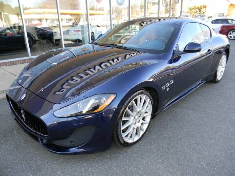 2015 Maserati GranTurismo for sale at Platinum Motorcars in Warrenton VA