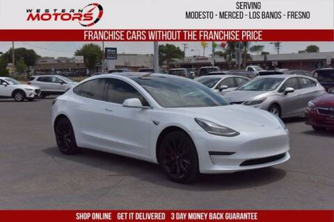 2019 Tesla Model 3 for sale at Choice Motors in Merced CA