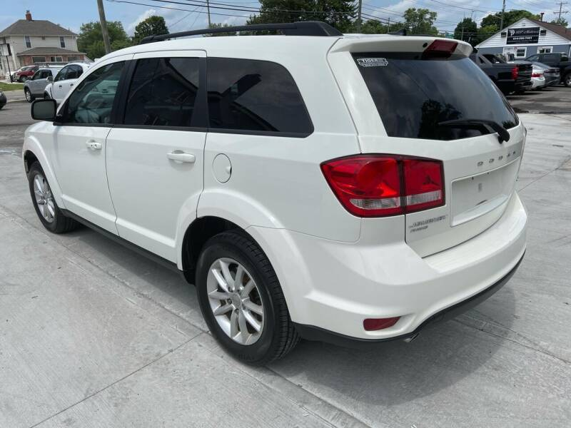 2014 Dodge Journey for sale at Tiger Auto Sales in Columbus OH