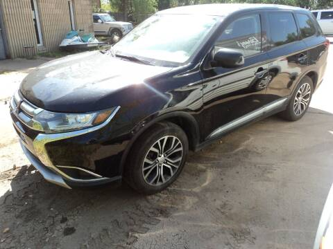 2016 Mitsubishi Outlander for sale at Barney's Used Cars in Sioux Falls SD