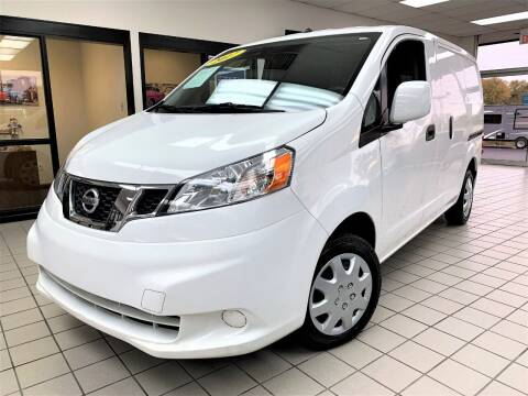 2017 Nissan NV200 for sale at SAINT CHARLES MOTORCARS in Saint Charles IL