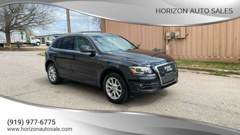 2012 Audi Q5 for sale at Horizon Auto Sales in Raleigh NC