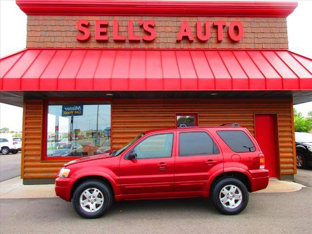 2007 Ford Escape for sale at Sells Auto INC in Saint Cloud MN