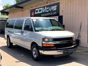 2011 Chevrolet Express Passenger for sale in Houston, TX