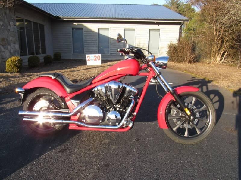 2013 Honda Fury for sale at Blue Ridge Riders in Granite Falls NC