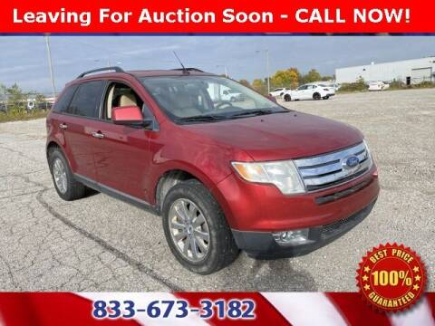 2008 Ford Edge for sale at Glenbrook Dodge Chrysler Jeep Ram and Fiat in Fort Wayne IN