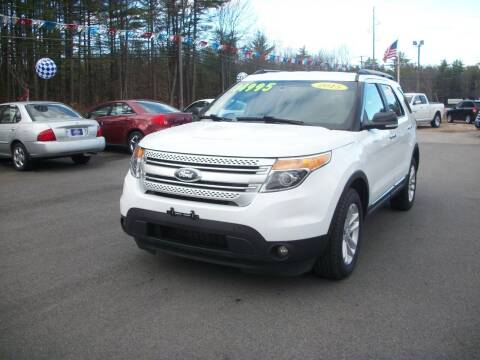 2015 Ford Explorer for sale at Auto Images Auto Sales LLC in Rochester NH