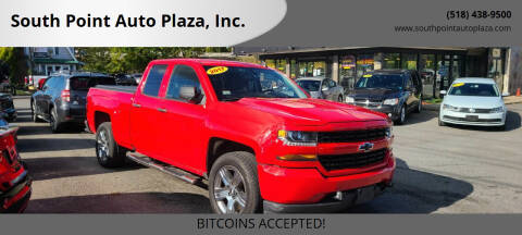 2017 Chevrolet Silverado 1500 for sale at South Point Auto Plaza, Inc. in Albany NY