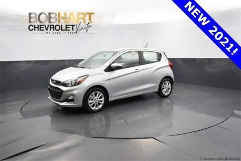 2021 Chevrolet Spark for sale at BOB HART CHEVROLET in Vinita OK