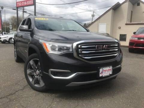 2018 GMC Acadia for sale at PAYLESS CAR SALES of South Amboy in South Amboy NJ