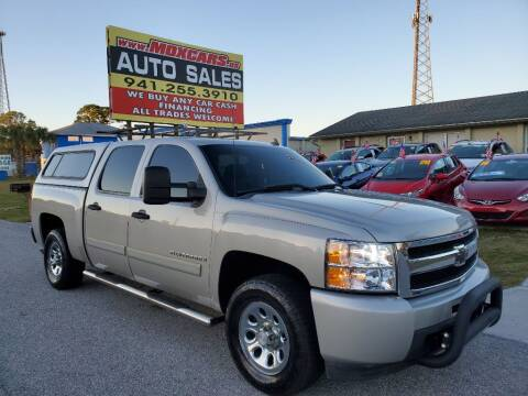 2008 Chevrolet Silverado 1500 for sale at Mox Motors in Port Charlotte FL