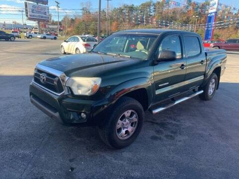2014 Toyota Tacoma for sale at Tim Short Auto Mall in Corbin KY