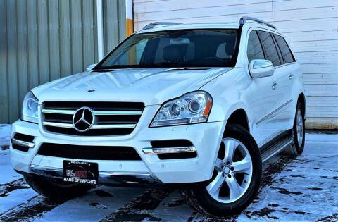 2010 Mercedes-Benz GL-Class for sale at Haus of Imports in Lemont IL