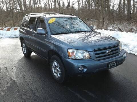 2007 Toyota Highlander for sale at ELIAS AUTO SALES in Allentown PA