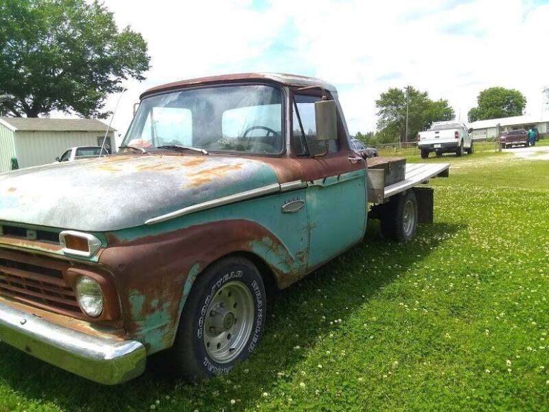 1966 Ford F-150 Heritage for sale at C & R Auto Sales in Bowlegs OK