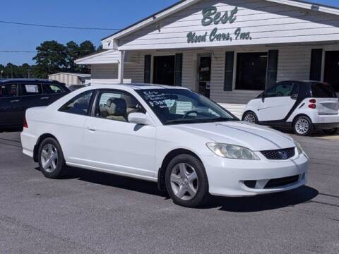 2005 Honda Civic for sale at Best Used Cars Inc in Mount Olive NC