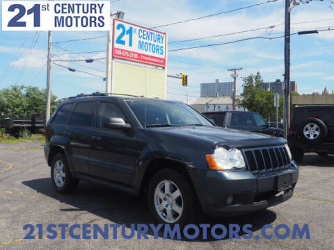 2008 Jeep Grand Cherokee for sale at 21st Century Motors in Fall River MA