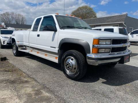 1996 Chevrolet C/K 3500 Series for sale at Drivers Auto Sales in Boonville NC