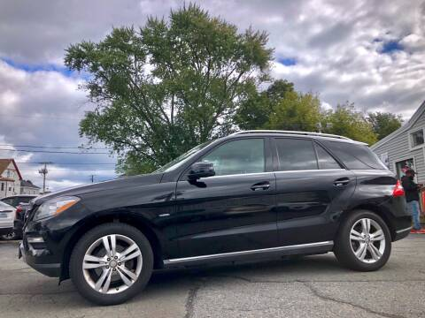 2012 Mercedes-Benz M-Class for sale at Top Line Import in Haverhill MA