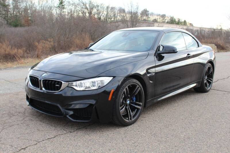 2015 BMW M4 for sale at Imotobank in Walpole MA