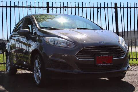 2017 Ford Fiesta for sale at Avanesyan Motors in Orem UT