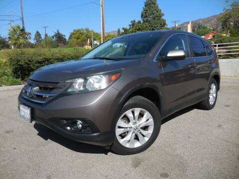 2013 Honda CR-V for sale at ARAX AUTO SALES in Tujunga CA