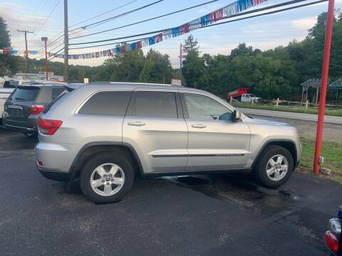 2011 Jeep Grand Cherokee for sale at Martino Motors in Pittsburgh PA