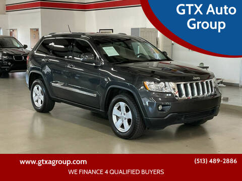 2011 Jeep Grand Cherokee for sale at GTX Auto Group in West Chester OH