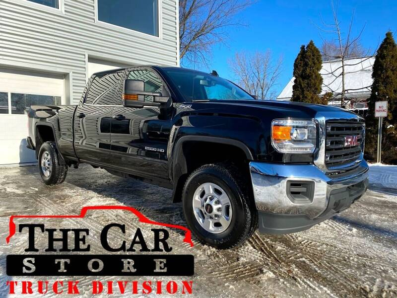 2017 GMC Sierra 2500HD for sale at The Car Store Inc in Albany NY