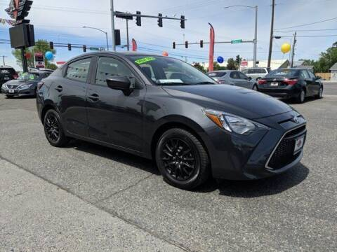 2019 Toyota Yaris for sale at Alvarez Auto Sales in Kennewick WA