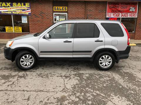 2005 Honda CR-V for sale at Atlas Cars Inc. in Radcliff KY