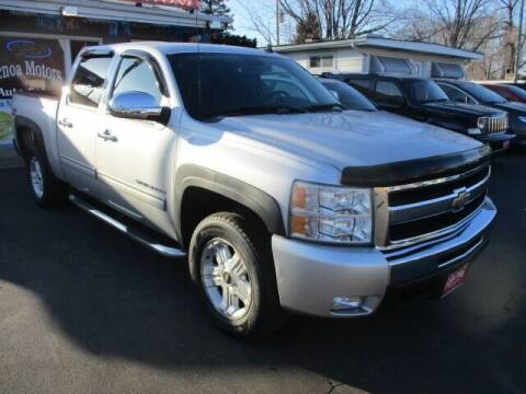 2011 Chevrolet Silverado 1500 for sale at GENOA MOTORS INC in Genoa IL
