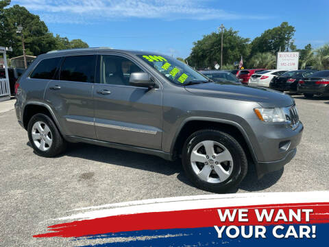 2012 Jeep Grand Cherokee for sale at Rodgers Enterprises in North Charleston SC