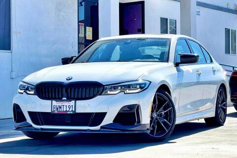 2021 BMW 3 Series for sale at Fastrack Auto Inc in Rosemead CA