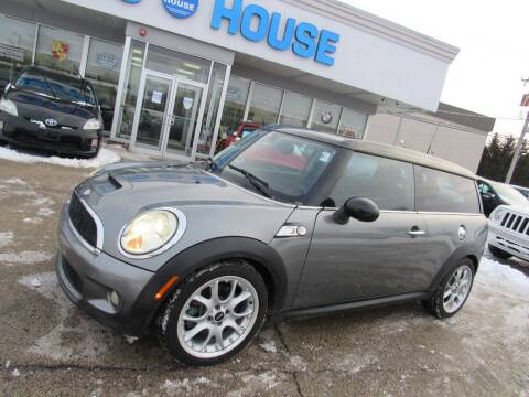 2009 MINI Cooper Clubman for sale at Auto House Motors in Downers Grove IL