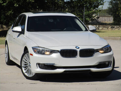 2013 BMW 3 Series for sale at Ritz Auto Group in Dallas TX
